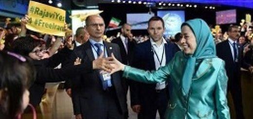 کتابات- توانایی و مریم رجوی برای رهبری ایران