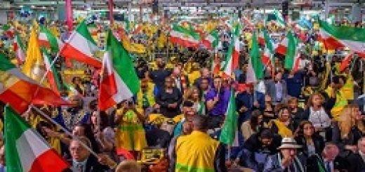 گردهمایی بزرگ مقاومت ایران، سخنرانیها