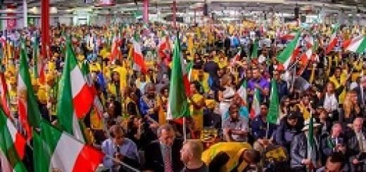 گردهمایی بزرگ مقاومت ایران، سخنرانی شخصیتهای کشورهای عربی