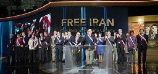 گردهمایی بزرگ مقاومت ایران، سخنرانی شماری از شخصیتهای فرانسوی