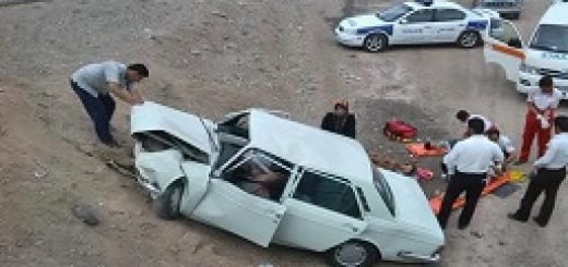 ۶۰کشته و مجروح در تصادف جادهیی