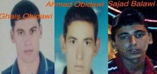 اعدام مخفيانه 3 عرب اهوازی