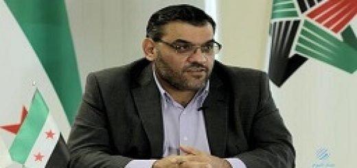 انس العبده رئیس ائتلاف ملی سوریه