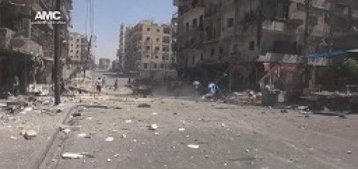 حلب در آستانه یک فاجعه انسانی بیسابقه