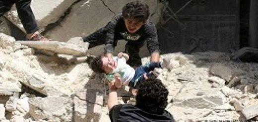 حلب كودكان