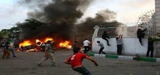 خطر قیام جوانان علیه رژیم