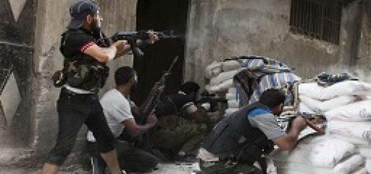رزمندگان سوریه