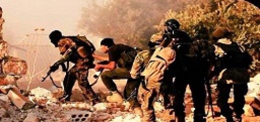 رزمندگان سوری -