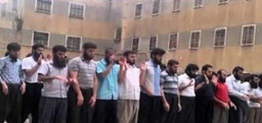 زندانیان اهل سنت در گوهردشت کرج - آرشیو