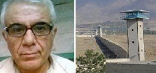 زندانی سیاسی ارژنگ داودی -