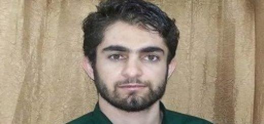 زندانی سیاسی شهرام احمدی