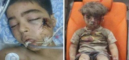 عمران کودک سوری