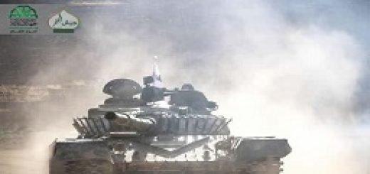 عملیات رزمندگان سوریه