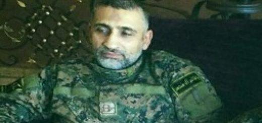 كشته شدن يكي از فرماندهان عالی رتبه حزب الله لبنان