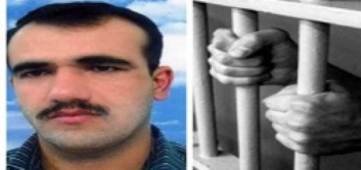 محمدامین عبدالهی در زندان بیرجند