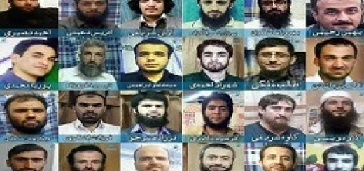 وضعیت تکاندهنده زندان گوهردشت در زمان اعدام زندانیان