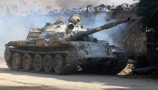 پیروزیهای جدید رزمندگان حلب 222