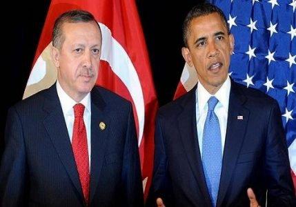 اوباما رئیس جمهور امریکا - رجب   اردوغان