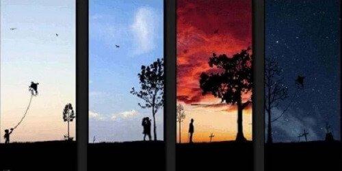 داستان چهار فصل .