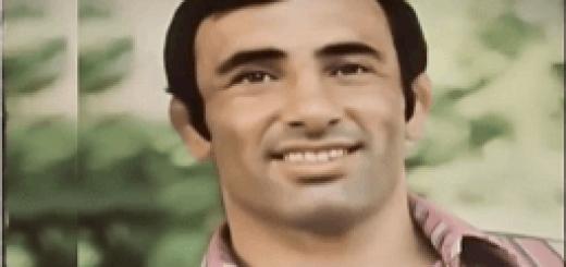 کاظم غلامی ملی پوش کشتی ایران