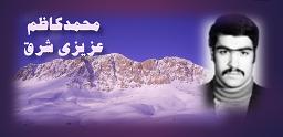 یادی از شهید گرانقدر محمدکاظم عزیزی شرق