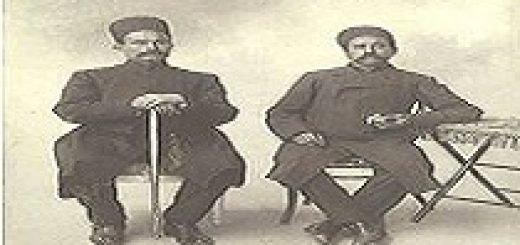 ستارخان،سردار ملی و باقرخان