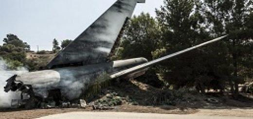 Plane crash