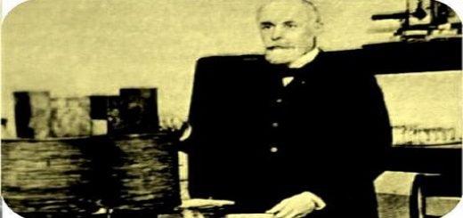 هانری بکرل فیزیکدان فرانسوی