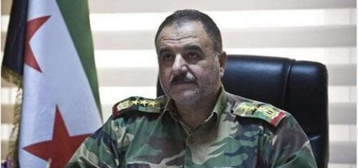 احمد بری رئیس هیأت نظامی