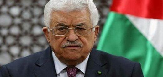 دیدار محمود عباس