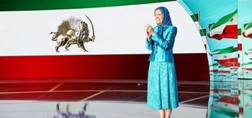 مريم رجوی رئيس جمهور برگزيده مقاومت ايران