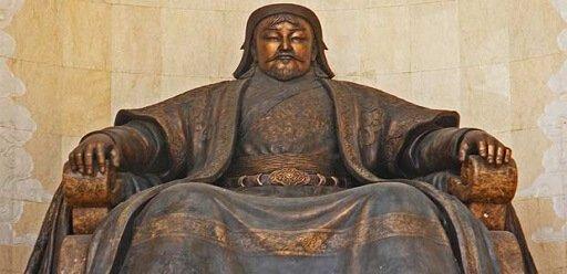 Genghis-Khans-Mongol