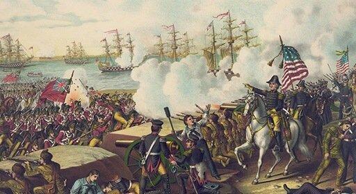 جنگ آمریکا و انگلستان