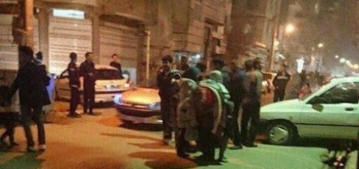 زلزله پنج و دو دهم ریشتری تهران