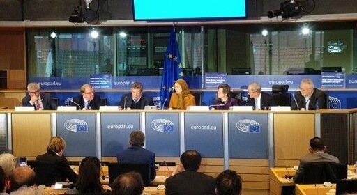 سخنرانی-مریم-رجوی-در-پارلمان-اروپا