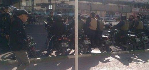 ضدشورش-رژیم-در-کرمان