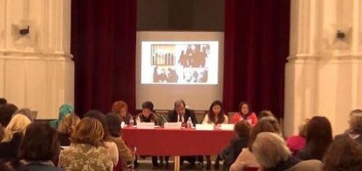 کنفرانس فدراسیون جهانی حقوقدانان زن در پالرمو