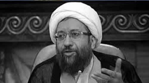 آخوند صادق لاریجانی