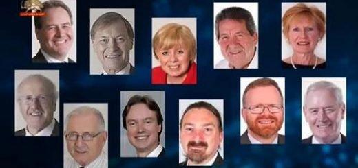 اعضای پارلمان انگلستان