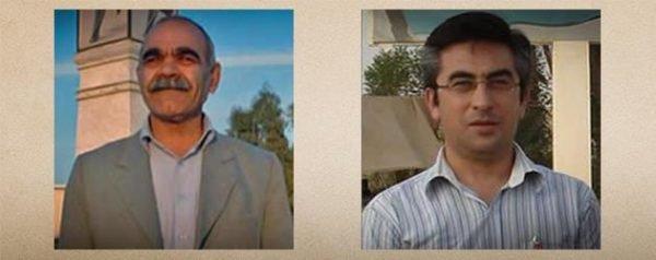 جعفر کاظمی و محمدعلی حاجآقایی