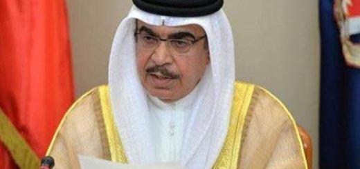 شیخ راشد بن عبدالله آل خلیفه، وزیر کشور بحرین