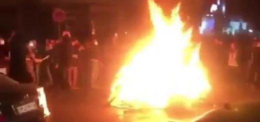 قیام ایران- شیراز