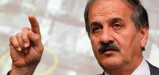 مهدی ابریشمچی رئیس کمیسیون صلح شورای ملی مقاومت