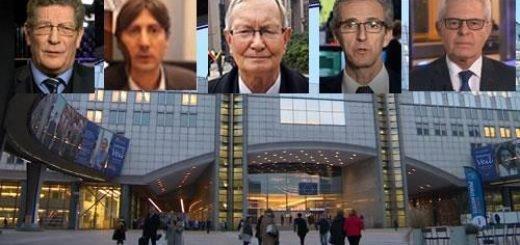 همبستگی نمایندگان پارلمان اروپا با قیام مردم ایران