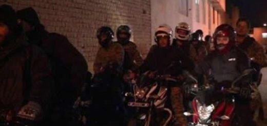 گشتهای سرکوبگر موسوم به محلهمحور