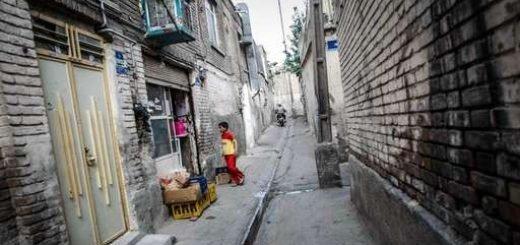 تهران-حاشیه نشینی