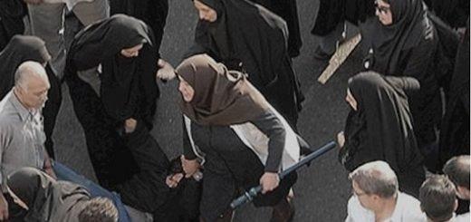 دستگیری-حجاب