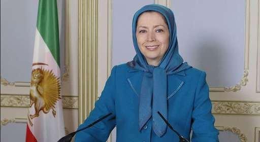 مریم رجوی: قیام ایران و وظایف جامعه جهانی