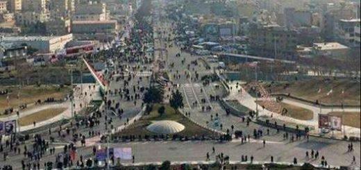 کسادی نمایش ۲۲ بهمن به همراه فیلم