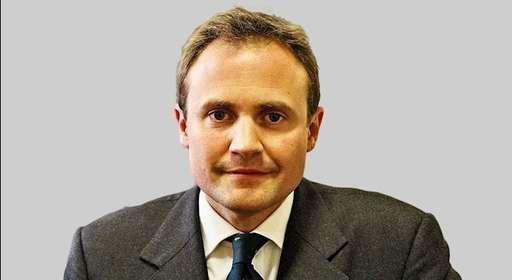 تام توگندهت رئیس کمیته روابط خارجی مجلس انگلستان